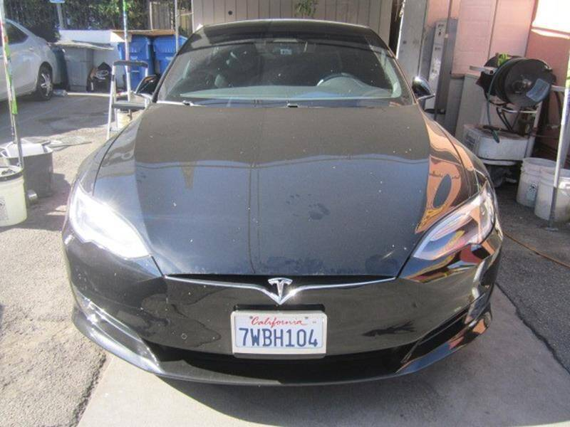 2017 Tesla Model S for sale at Western Motors Inc in Los Angeles CA