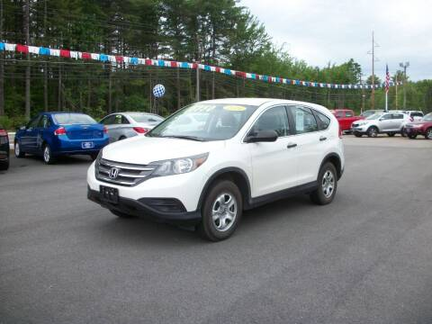 2014 Honda CR-V for sale at Auto Images Auto Sales LLC in Rochester NH