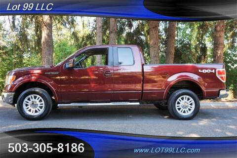 2010 Ford F-150 for sale at LOT 99 LLC in Milwaukie OR