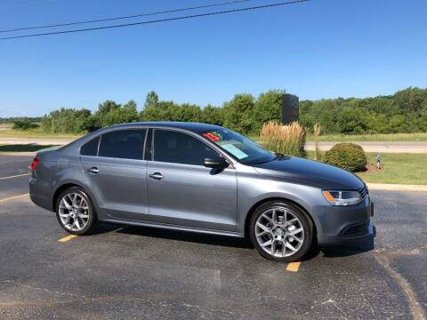 2013 Volkswagen Jetta for sale at Fox Valley Motorworks in Lake In The Hills IL