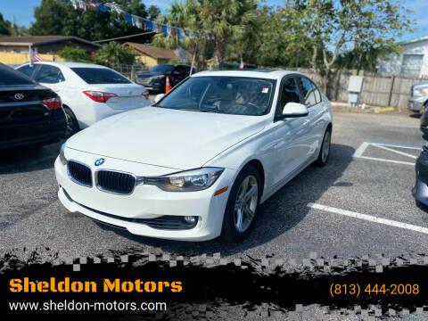 2015 BMW 3 Series for sale at Sheldon Motors in Tampa FL