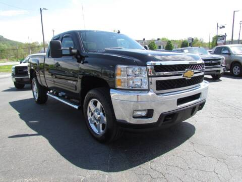 2012 Chevrolet Silverado 2500HD for sale at Hibriten Auto Mart in Lenoir NC