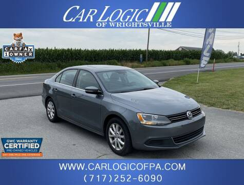 2014 Volkswagen Jetta for sale at Car Logic in Wrightsville PA