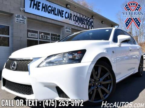 2015 Lexus GS 350 for sale at The Highline Car Connection in Waterbury CT
