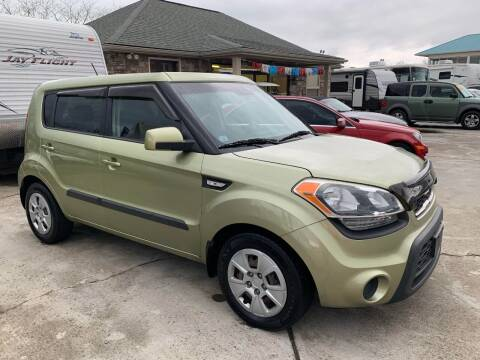 2013 Kia Soul for sale at Autoway Auto Center in Sevierville TN
