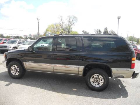 2000 GMC Yukon XL for sale at All Cars and Trucks in Buena NJ