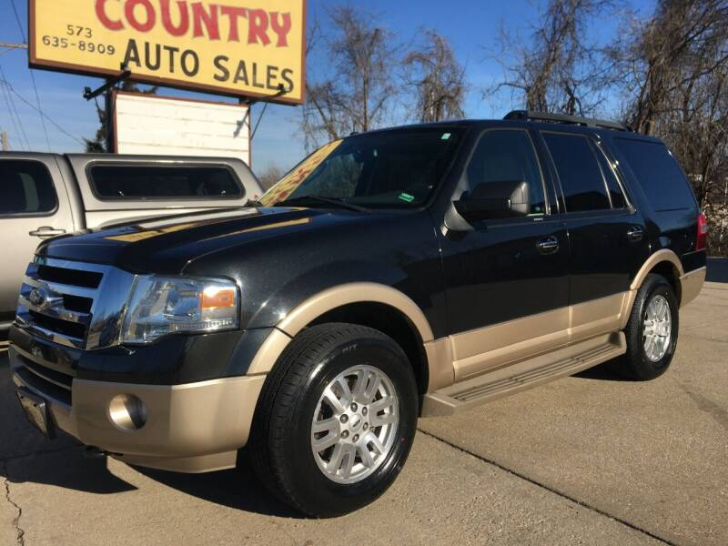 2013 Ford Expedition for sale at Town and Country Auto Sales in Jefferson City MO