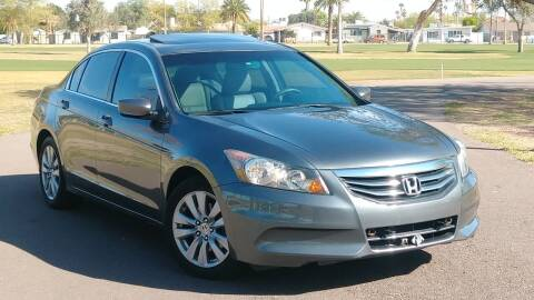 2011 Honda Accord for sale at CAR MIX MOTOR CO. in Phoenix AZ