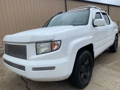2006 Honda Ridgeline for sale at Prime Auto Sales in Uniontown OH