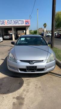 2004 Honda Accord for sale at Eshaal Cars of Texas in Houston TX