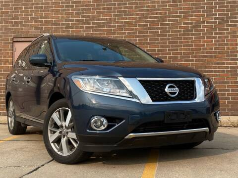 2016 Nissan Pathfinder for sale at Effect Auto Center in Omaha NE