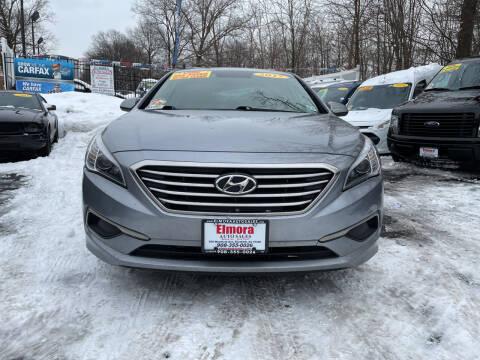 2017 Hyundai Sonata for sale at Elmora Auto Sales in Elizabeth NJ