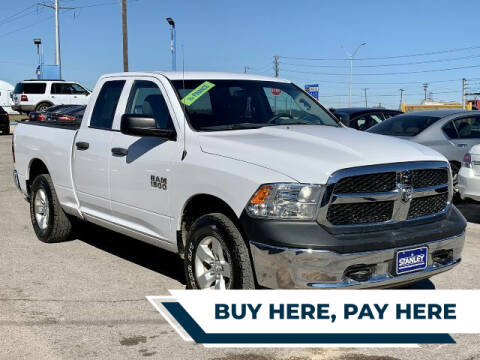2014 RAM Ram Pickup 1500 for sale at Stanley Automotive Finance Enterprise - STANLEY DIRECT AUTO in Mesquite TX
