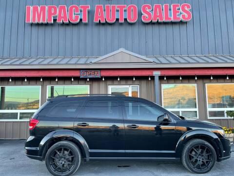 2015 Dodge Journey for sale at Impact Auto Sales in Wenatchee WA