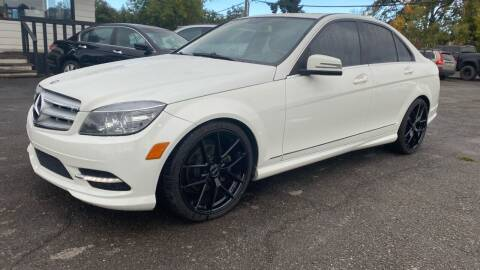 2011 Mercedes-Benz C-Class for sale at Universal Auto Inc in Salem OR