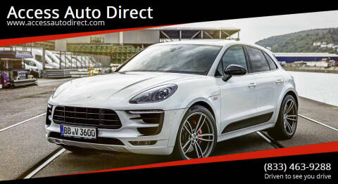 2018 Porsche Macan for sale at Access Auto Direct in Baldwin NY