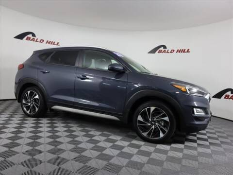 2020 Hyundai Tucson for sale at Bald Hill Kia in Warwick RI