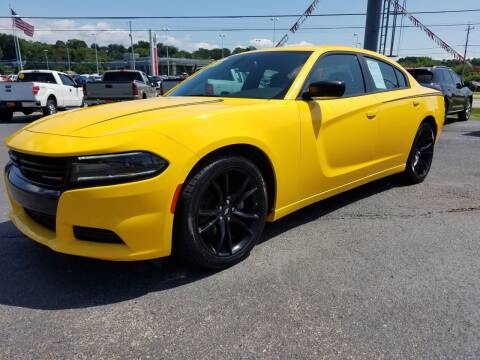 2017 Dodge Charger for sale at Moores Auto Sales in Greeneville TN
