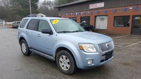 2008 Mercury Mariner for sale at Official Auto Sales in Plaistow NH