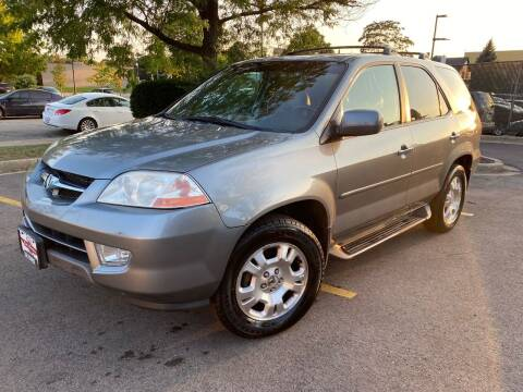 2002 Acura MDX for sale at Your Car Source in Kenosha WI