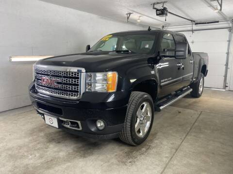 2011 GMC Sierra 2500HD for sale at 4 Friends Auto Sales LLC in Indianapolis IN