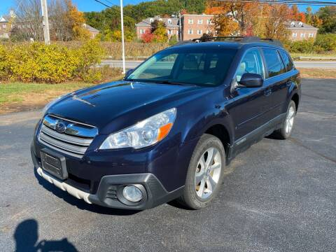 2014 Subaru Outback for sale at Turnpike Automotive in North Andover MA