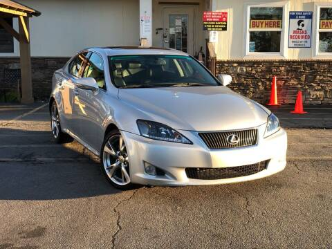 2010 Lexus IS 250 for sale at Hola Auto Sales in Atlanta GA