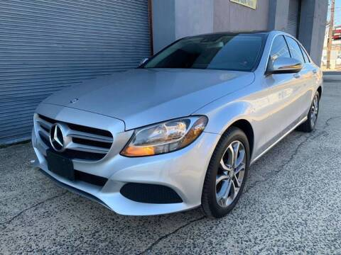 2016 Mercedes-Benz C-Class for sale at Buy Here Pay Here Auto Sales in Newark NJ