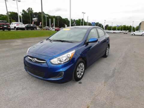 2017 Hyundai Accent for sale at Paniagua Auto Mall in Dalton GA