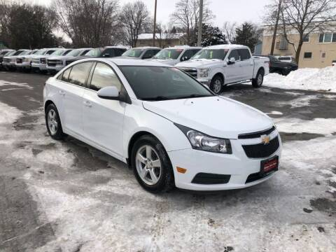 2014 Chevrolet Cruze for sale at WILLIAMS AUTO SALES in Green Bay WI