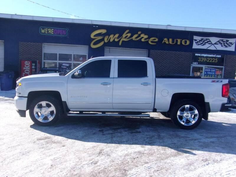 2016 Chevrolet Silverado 1500 for sale at Empire Auto Sales in Sioux Falls SD