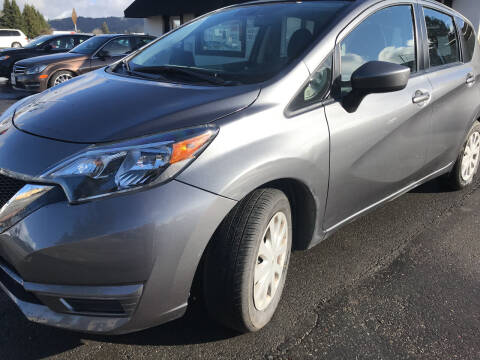 2017 Nissan Versa Note for sale at AutoDistributors Inc in Fulton CA