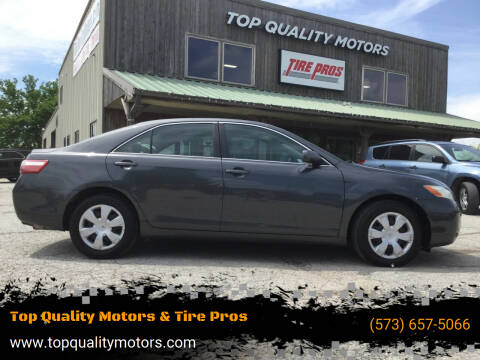 2007 Toyota Camry for sale at Top Quality Motors & Tire Pros in Ashland MO