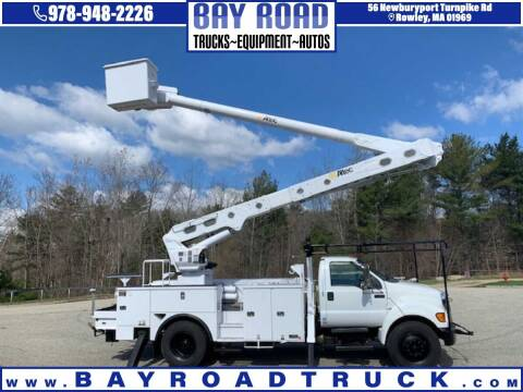 2011 Ford F-750 Super Duty for sale at Bay Road Trucks in Newbury MA
