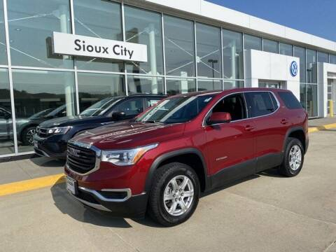 2019 GMC Acadia for sale at Jensen's Dealerships in Sioux City IA