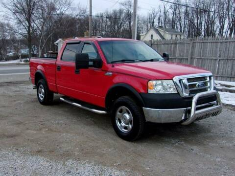 2008 Ford F-150 for sale at JEFF MILLENNIUM USED CARS in Canton OH