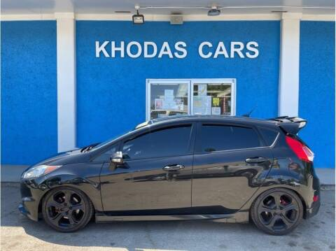 2014 Ford Fiesta for sale at Khodas Cars in Gilroy CA