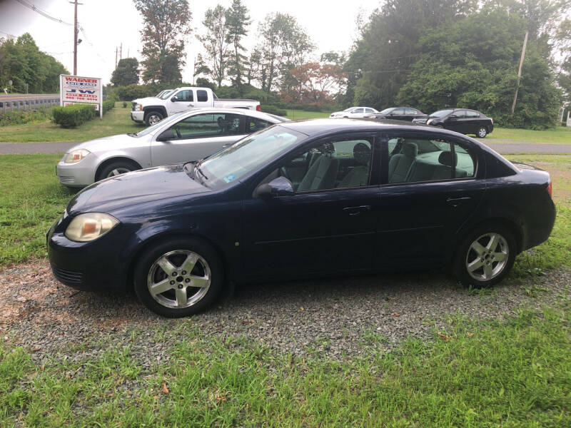 2009 Chevrolet Cobalt for sale at J.W. Auto Sales INC in Flemington NJ