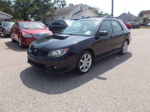2006 Subaru Impreza for sale at Jenison Auto Sales in Jenison MI