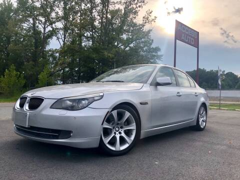 2008 BMW 5 Series for sale at Access Auto in Cabot AR