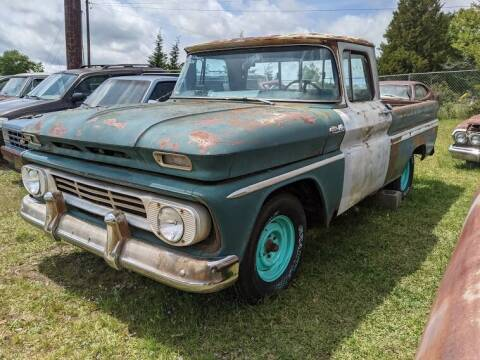 1962 Chevrolet C/K 10 Series for sale at Classic Cars of South Carolina in Gray Court SC