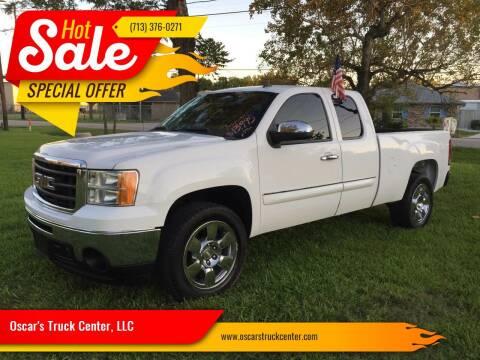 2011 GMC Sierra 1500 for sale at Oscar's Truck Center, LLC in Houston TX