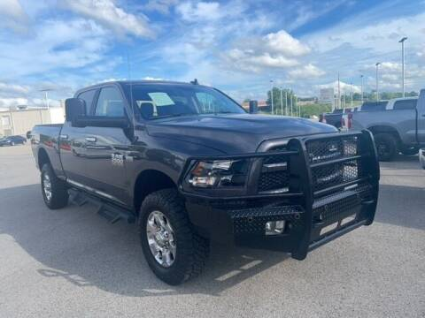2018 RAM Ram Pickup 2500 for sale at Mann Chrysler Dodge Jeep of Richmond in Richmond KY