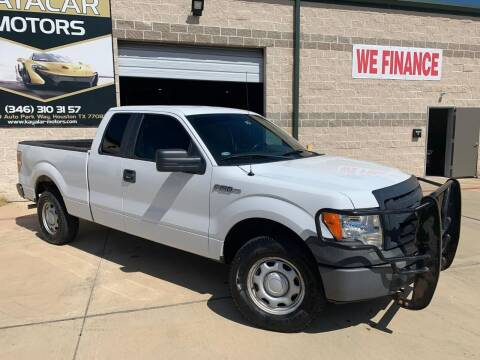 2010 Ford F-150 for sale at KAYALAR MOTORS Mechanic in Houston TX
