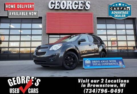 2014 Chevrolet Equinox for sale at George's Used Cars - Telegraph in Brownstown MI