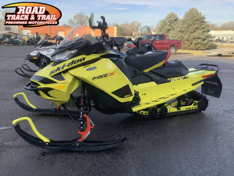 2020 Ski-Doo MXZ® X Rotax® 850 E- for sale at Road Track and Trail in Big Bend WI