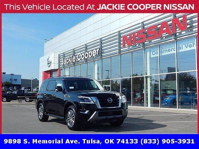 2021 Nissan Armada for sale in Tulsa, OK