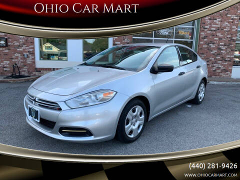 2013 Dodge Dart for sale at Ohio Car Mart in Elyria OH