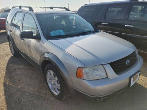 2006 Ford Freestyle for sale at BERG AUTO MALL & TRUCKING INC in Beresford SD