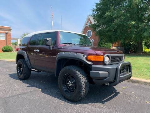 2007 Toyota FJ Cruiser for sale at Automax of Eden in Eden NC